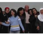 パレスチナ女性たち