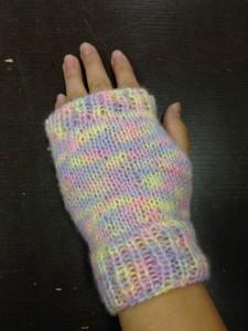 手袋手タレ