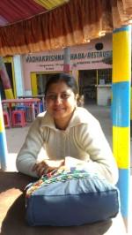 インドDRCSC女性スタッフ